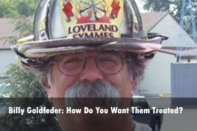 Billy Goldfeder: How Do You Want Them Treated? 1, 2, 3, and 4