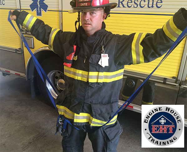 tbt eht webbing firefighter training drill throw back to basics webbing hasty harness at crackthecode.co