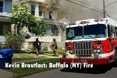Photos: Buffalo (NY) Dwelling Fire