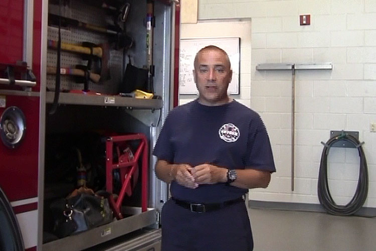 Tom Merrill on becoming a better firefighter.