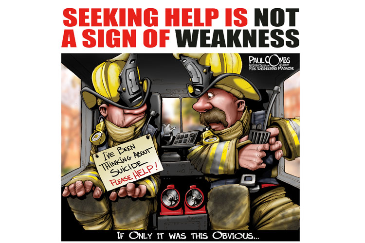 articles firefighter with ptsd what