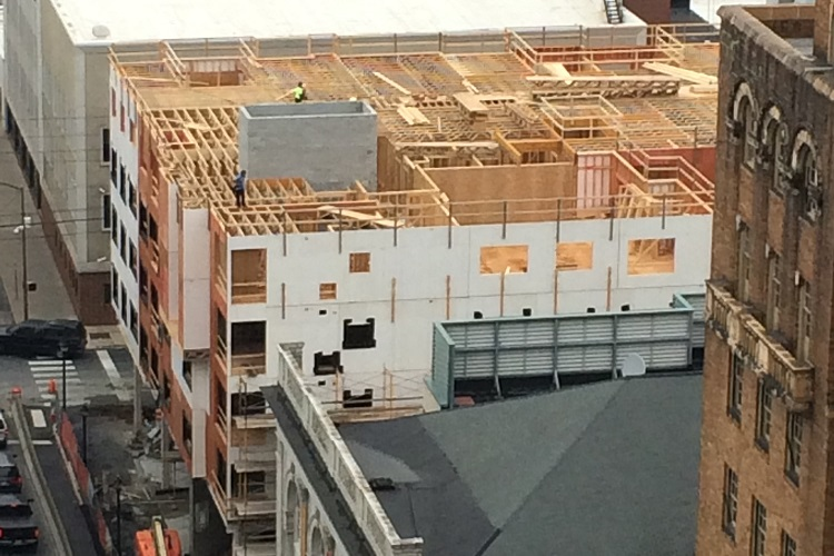 Maximizing Roof Operations Flat Roofs Fire Engineering