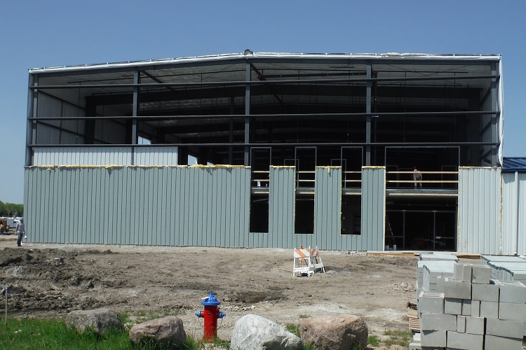 Construction Concerns Fall Protection And Steel Buildings: Construction Concerns: Engineered Steel Buildings: Fire