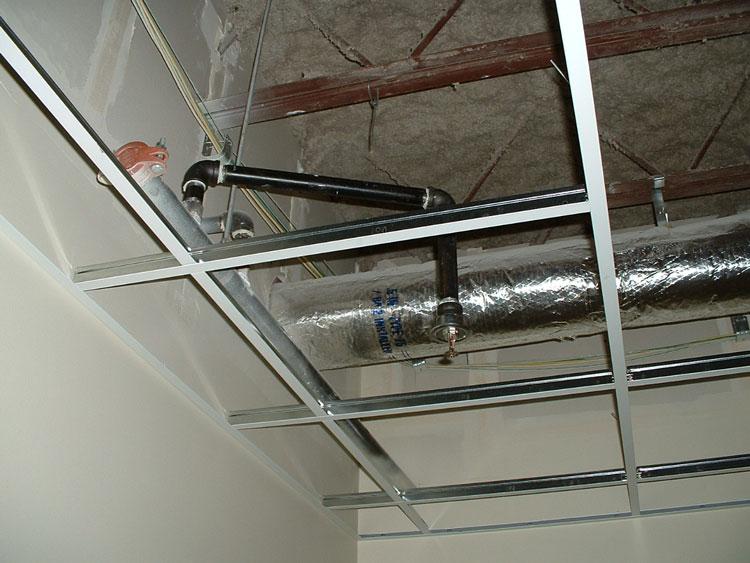Construction Concerns Sprinkler Head Flex Drops Fire
