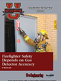 Firefighter Safety Depends on Gas Detector Accuracy
