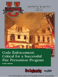Code Enforcement: Critical for a Successful Fire Prevention Program