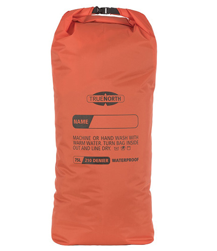 True North's DECON™ LAUNDRY BAG protects firefighters from cancer-causing carcinogens left on dirty turnout gear.