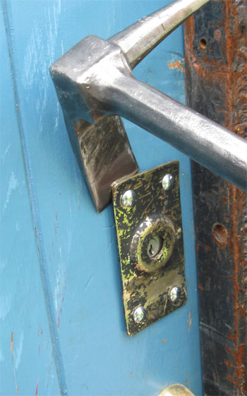 The Vertical Deadbolt Lock Fire Engineering
