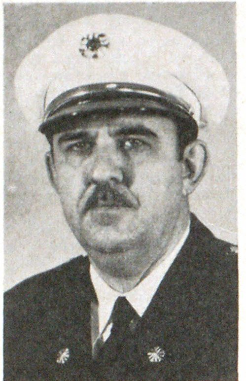 Chief Raúl Gándara