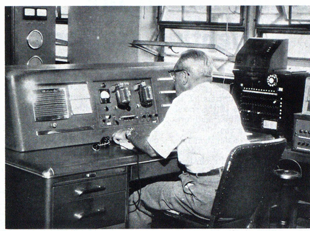 Radio division dispatchers handle intercounty fire traffic for mutual aid purposes, as well as all police traffic in towns, villages and county