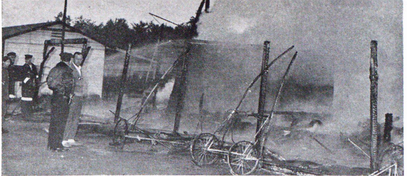 Race Track Barn Fire - Fire Engineering