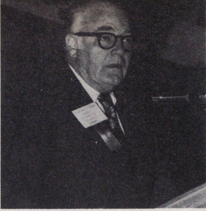 Dr. Marshall B. Conrad, surgeon of the St. Louis Fire Department.
