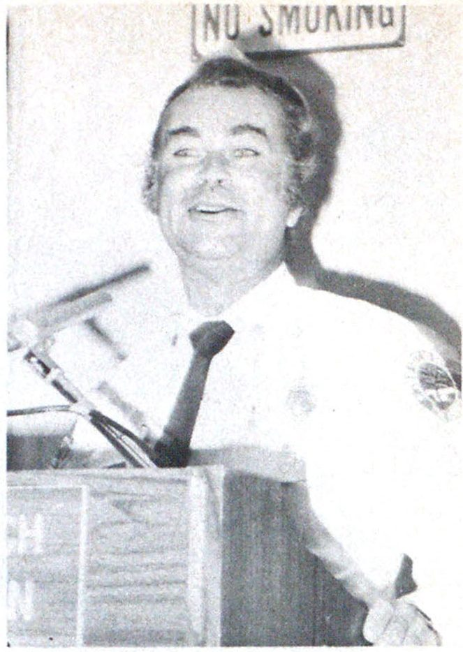 Chief of Rescue Larry Kilburn