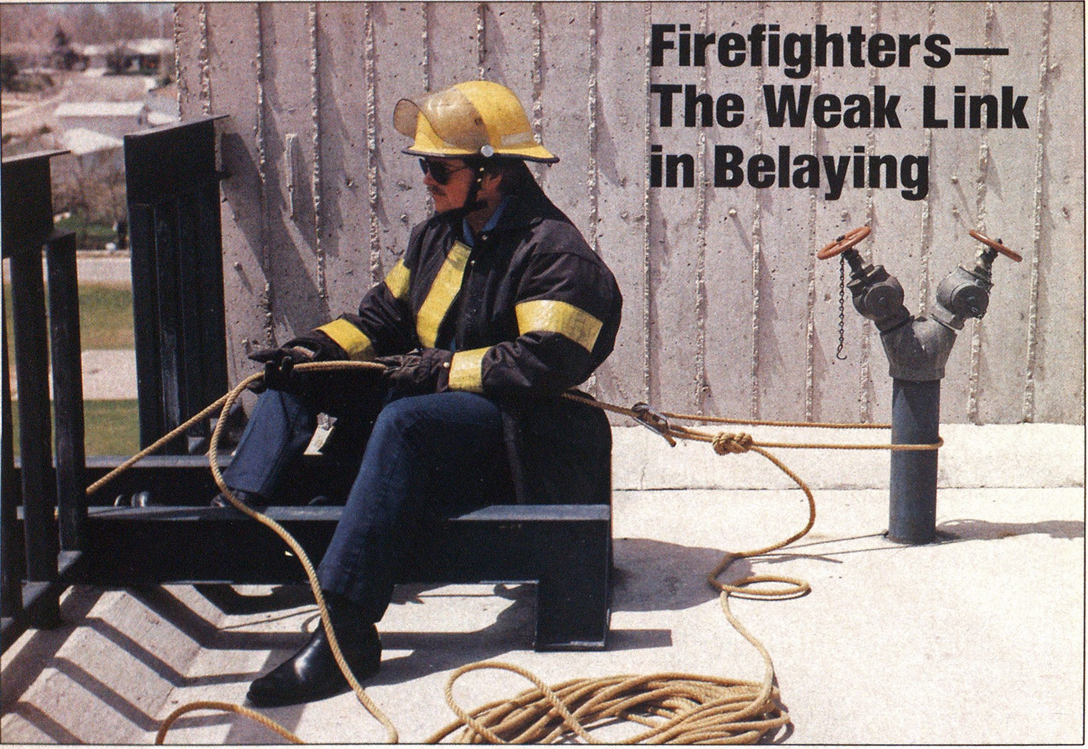 Disadvantages of being a firefighter