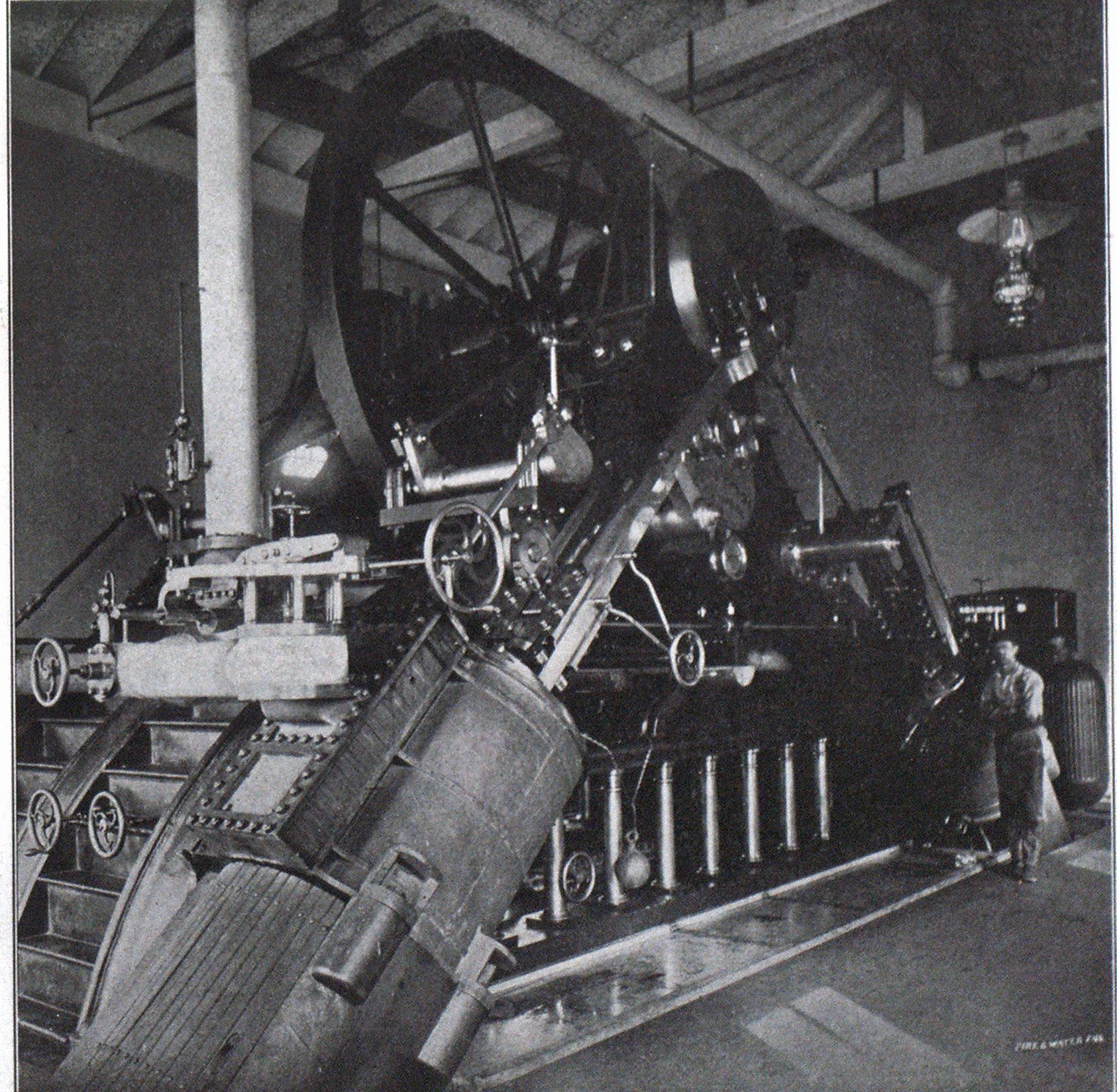 FOUR MILLION-GALLON HOLLY PUMPING ENGINE, INDEPENDENCE, MO.