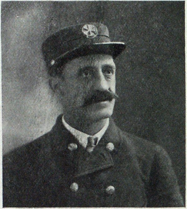 ASST. CHIEF T. R. KING, HOT SPRINGS, ARK.
