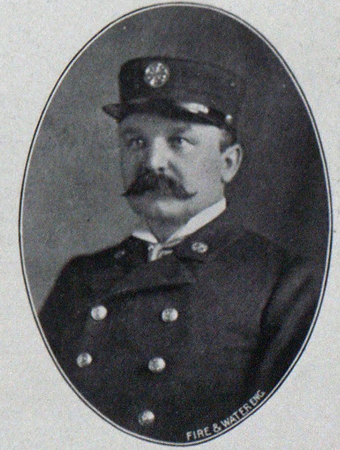 Chief W. Stichel, Amsterdam, N. Y.
