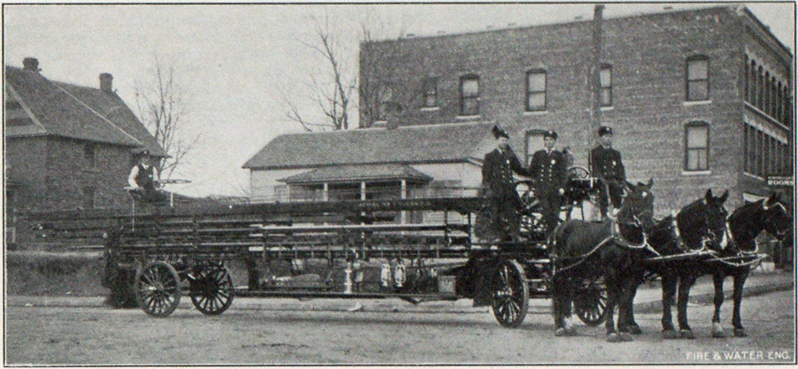 AERIAL HOOK AND LADDER COMPANY OF TULSA.
