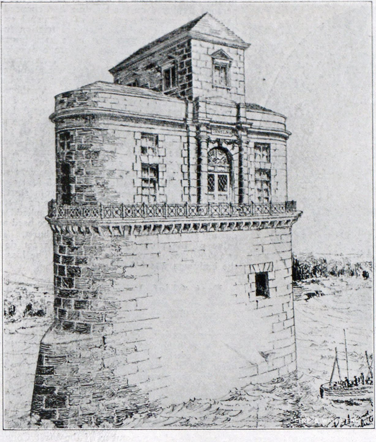 NEW INTAKE TOWER AT CHAIN OF ROCKS, ST. LOUIS WATER WORKS, TO COST $450,000.
