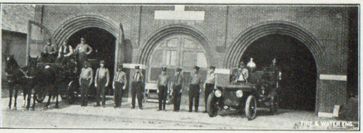 FIRE STATION NO. 2. TULSA, OKLA.