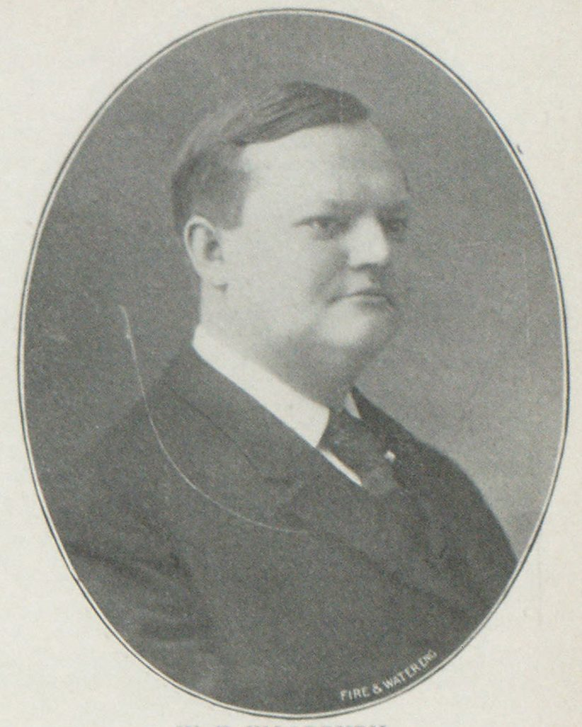 W. F. WOODBURN. Eastern Representative, Standard Cast-Iron Pipe & Foundry Co.