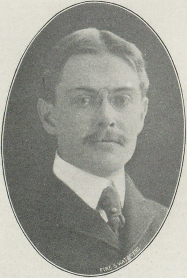 H. F. GOULD. Boston Representative, Ludlow Valve Mfg. Co.