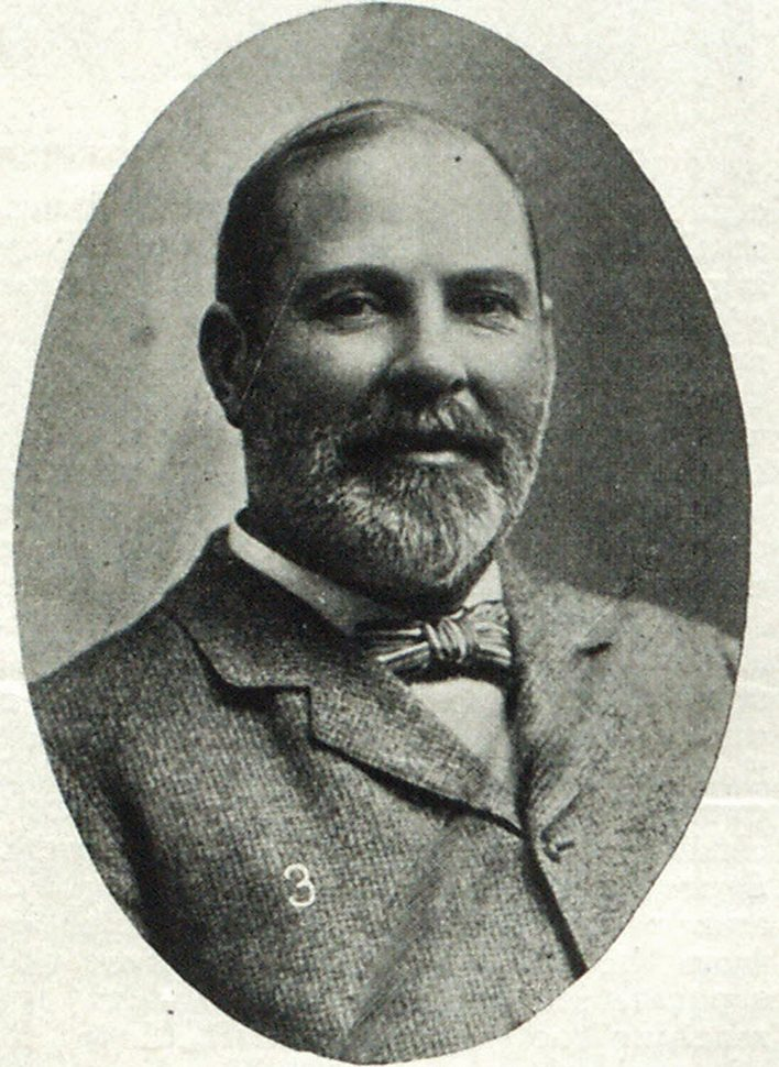 F. C. HERSEY, Treasurer, Hersey Mfg. Co.
