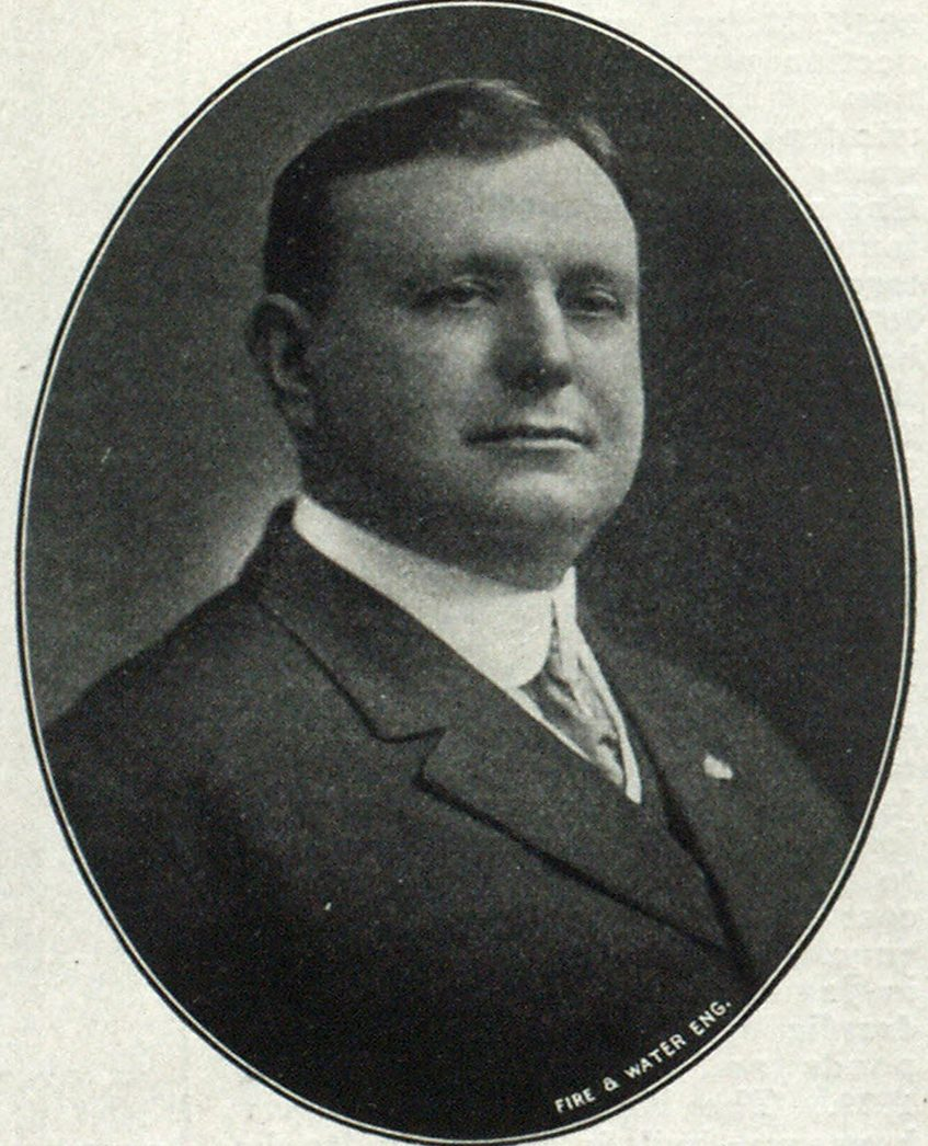W. S. CETTI, Thomson Meter Co.