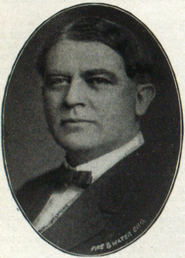 H. M. LOFTON, General Manager, Columbian Iron Works.