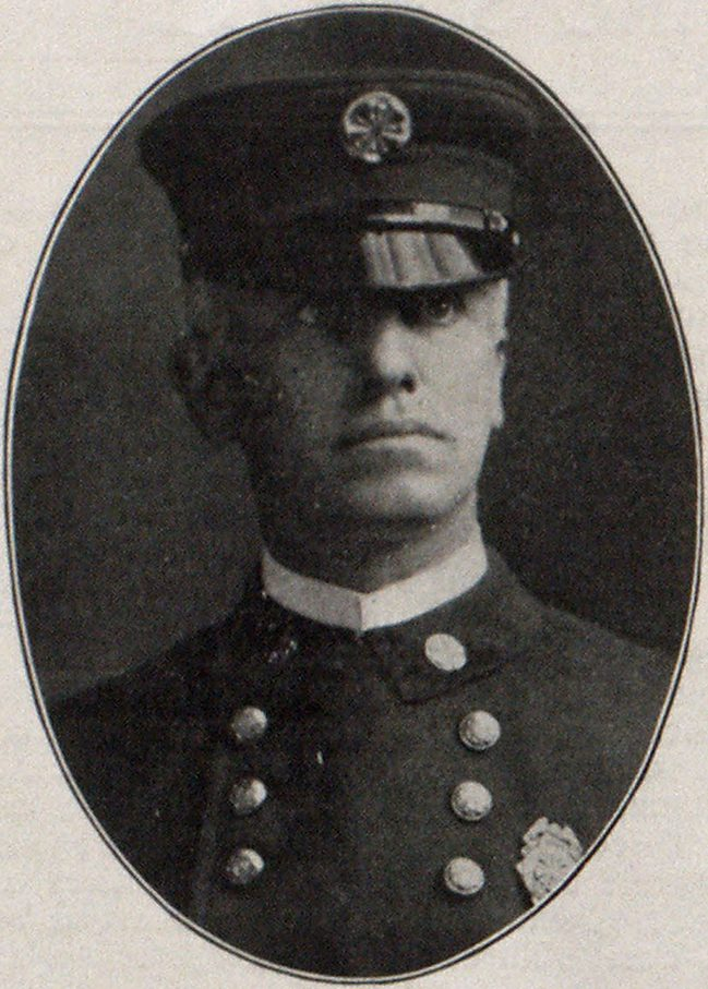 Chief C. Royce Sawyer, Albion, N. Y.