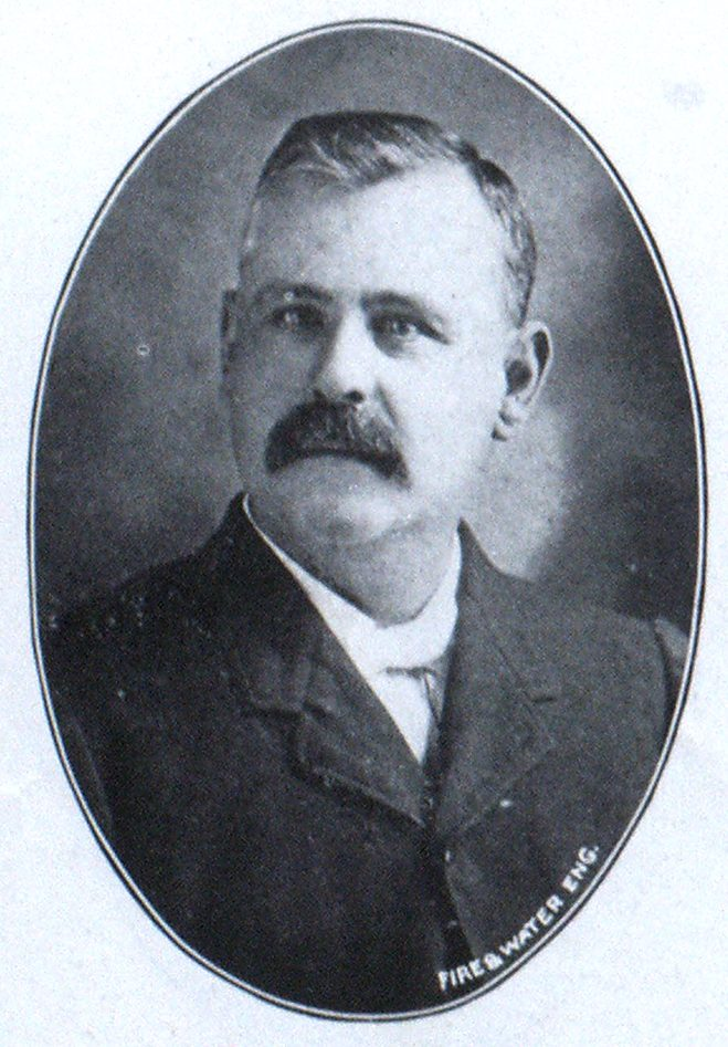 WILLIAM DRYSDALE, Southern Representative, South Bend Motor Car Works.