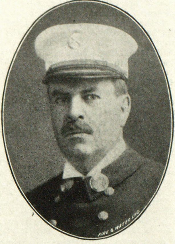Chief Roger Boyle, Jersey City, N. J.