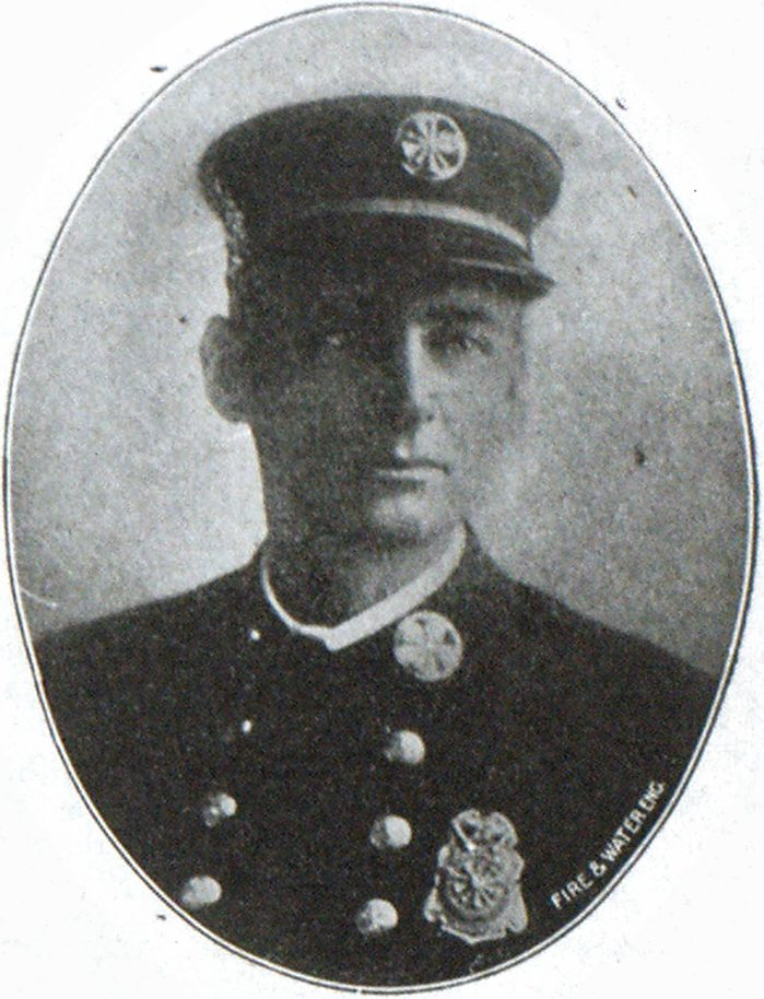 Chief A. J. Eley, Los Angeles, Cal.