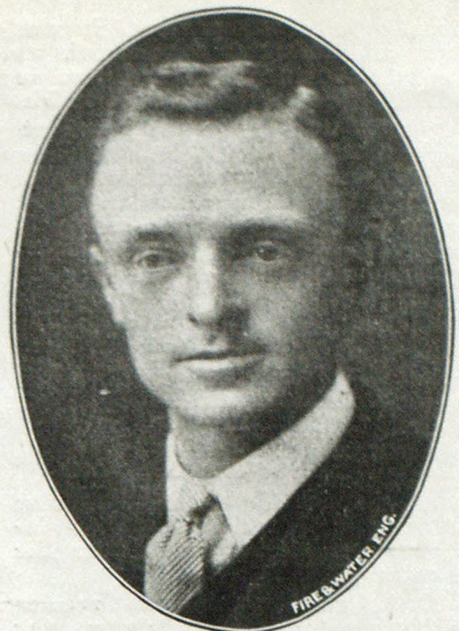 HERBERT J. SEWELL, Pres., Sewell Cushion Wheel Co., Deroit, Mich.