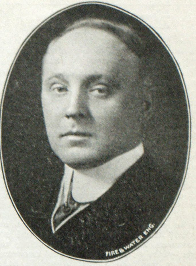 V. C. STANLEY, Vice-President and Secretary, Gamewell Fire Alarm Telegraph Co.