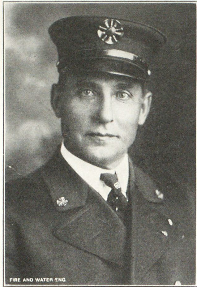 Chief C. E. Carlson, Tacoma, Wash.