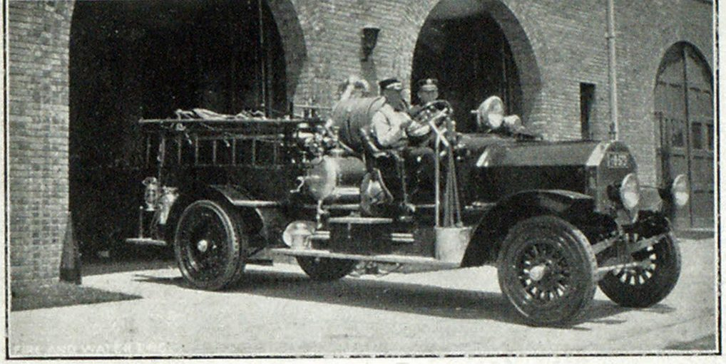 Same Apparatus as It Came from the Pasadena Shops