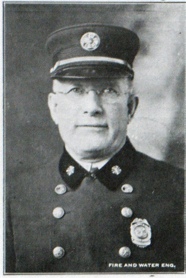 Chief T. J. Gough, Cuyahoga Heights, Ohio