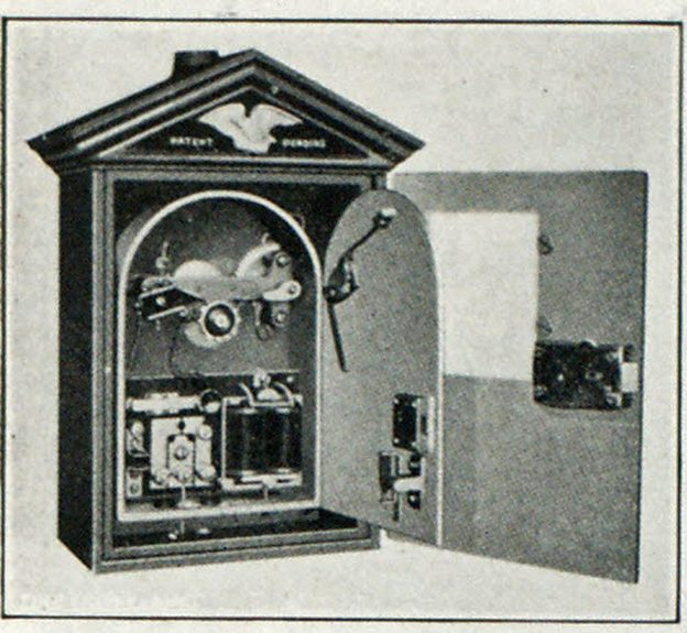 Fig. 63. Industrial Type Fire Alarm Box