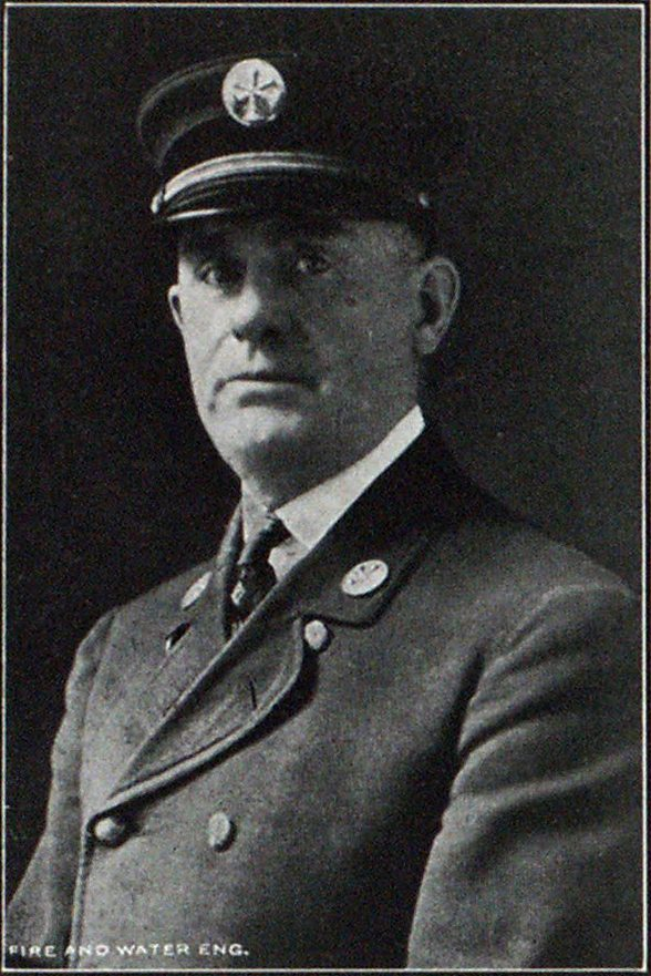 The Late Chief M. F. Shanahan