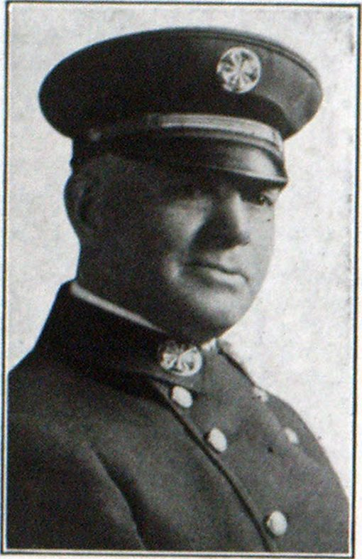 Frank Charlesworth State Fire Marshal of Rhode Island and Ex-Chief of Providence