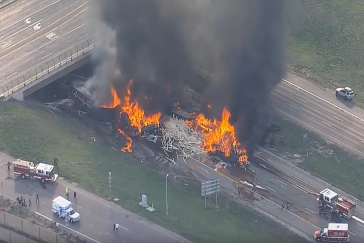 Videos: Colorado Fiery, Fatal Pileup - Firefighter Nation