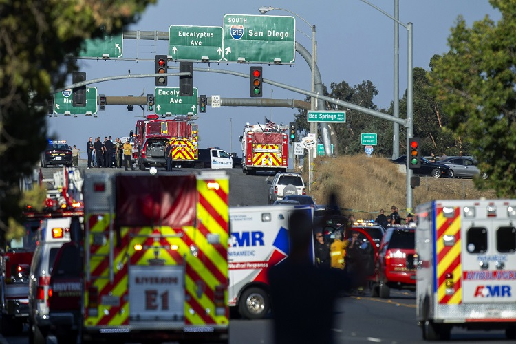 Shootout Kills One California Officer, Wounds Two Others - Journal