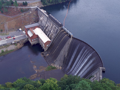 Today, Ocoee Dam No. 1 continues to provide clean, low-cost hydroelectric power production, using the same configuration as when it was built.