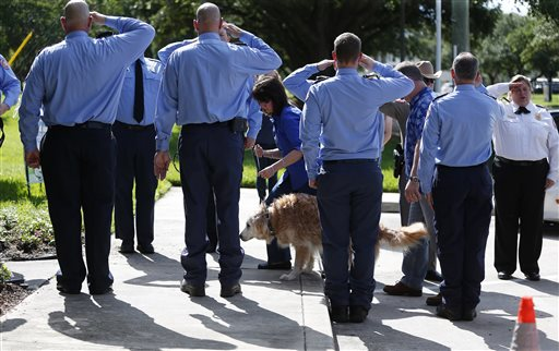 Obit 9/11 Search Dog