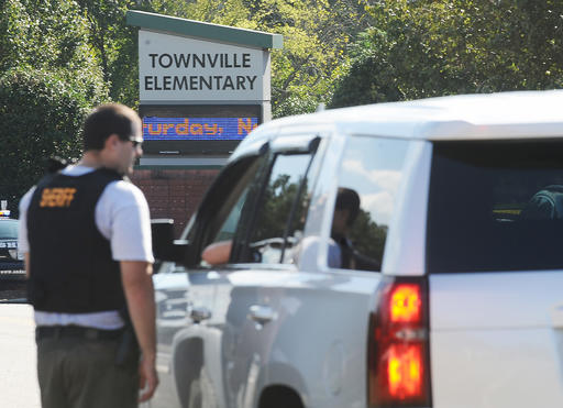 Students Wounded in Shooting at S.C. Elementary School