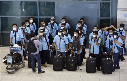 Officials believe south korea mers outbreak has peaked journal of the publicscrutiny Gallery