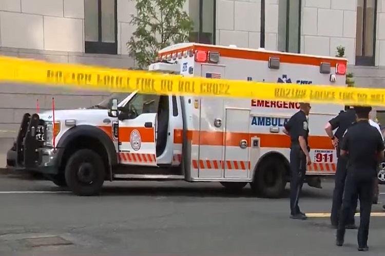Boston EMT Stabbed Multiple Times Inside Ambulance - Fire Fighter Nation