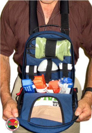 Advanced Tactical Triage Pack from Disaster Management Systems