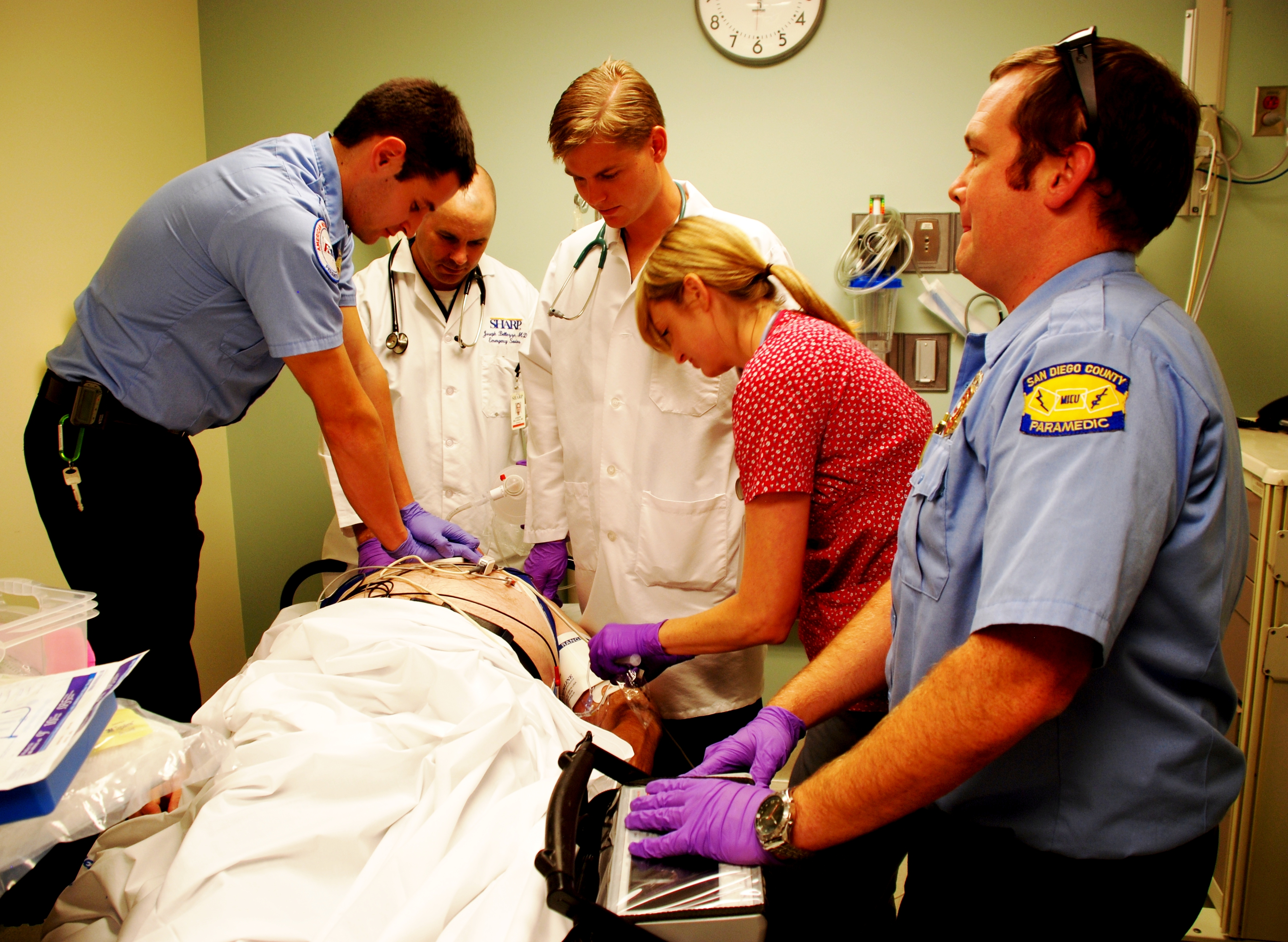 Five Common Causes of Sudden Unexpected Death Every EMS